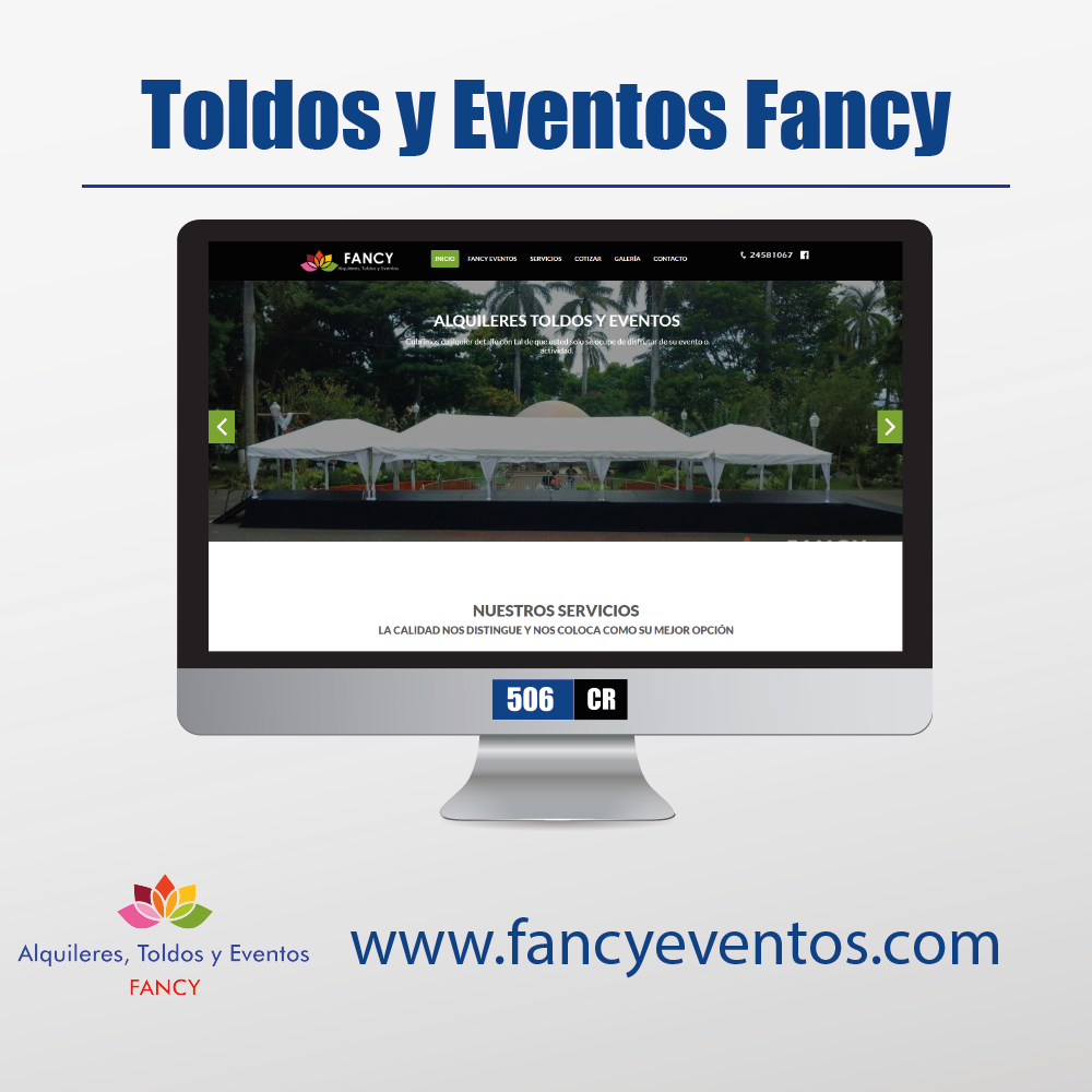 Toldos y Eventos Fancy